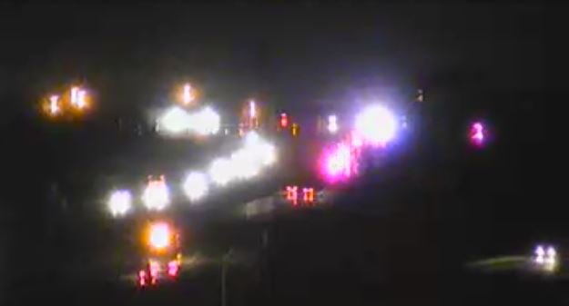 Two people are dead following a wreck on Interstate 49, according to the Missouri Department of Transportation.(KC Scout)
