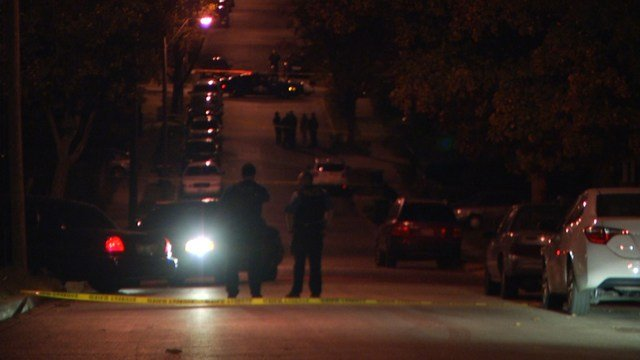 The incident started at about 10:04 p.m. as officers noticed a stolen car near 40th Street and Wabash Avenue. (KCTV5)