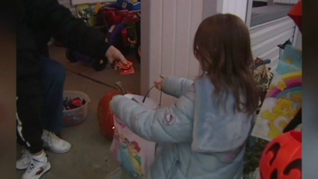 On Halloween night, registered sex offenders are required to keep their porch light off, can't decorate their homes and are not allowed to give out candy. (KCTV5)
