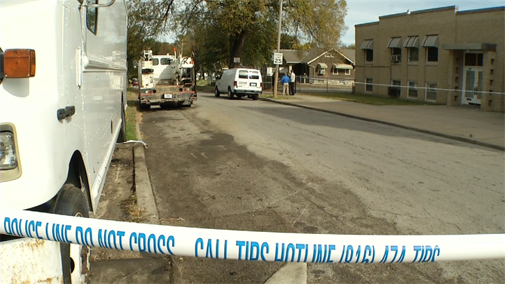 One person was killed in the 12800 block of E. 47th St. in Independence. (Dwain Crispell/KCTV5)
