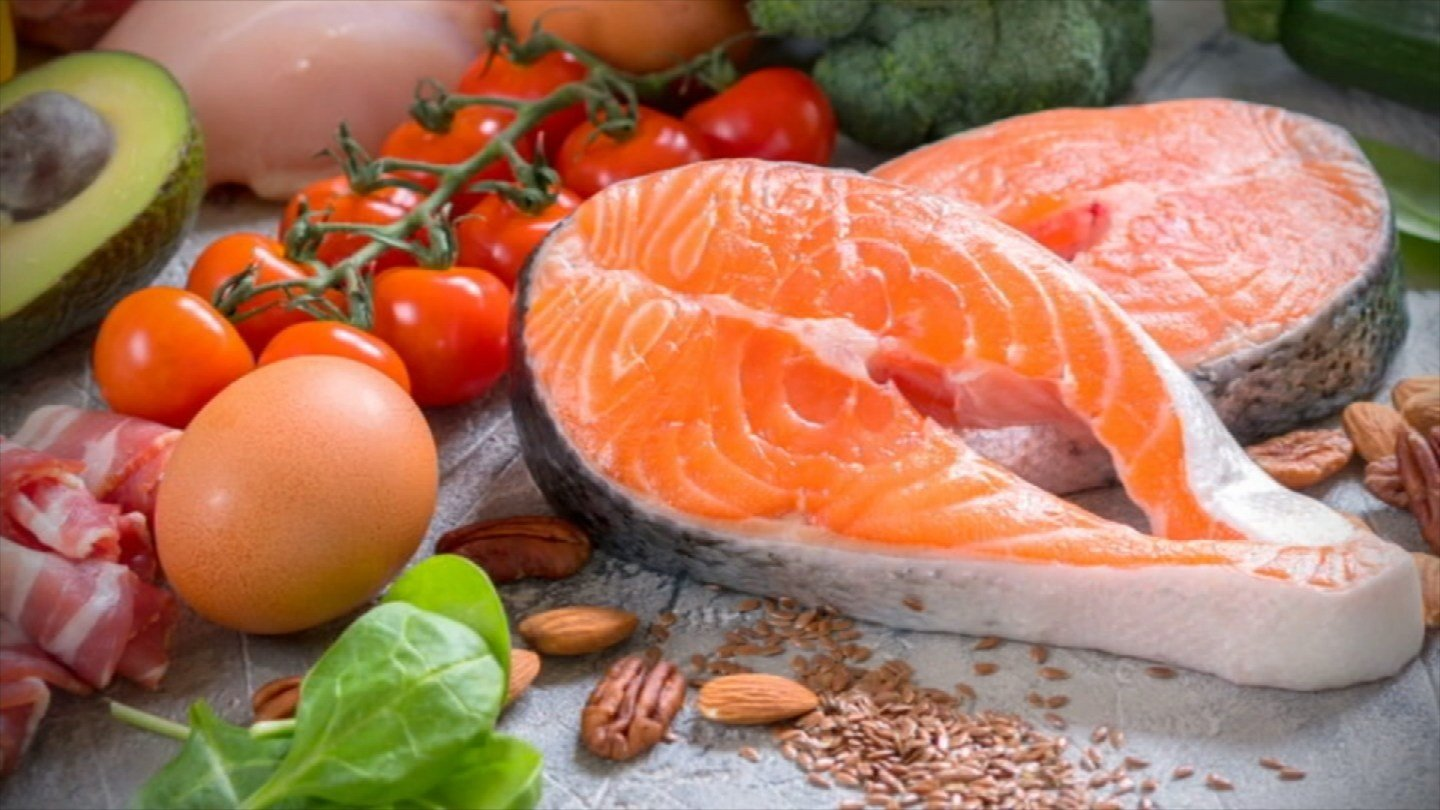 The optimum amount of fat a person should eat has been the focus of debate for decades, with the pendulum swinging from low-fat to low-carb or low-sugar diets. (KCTV5)