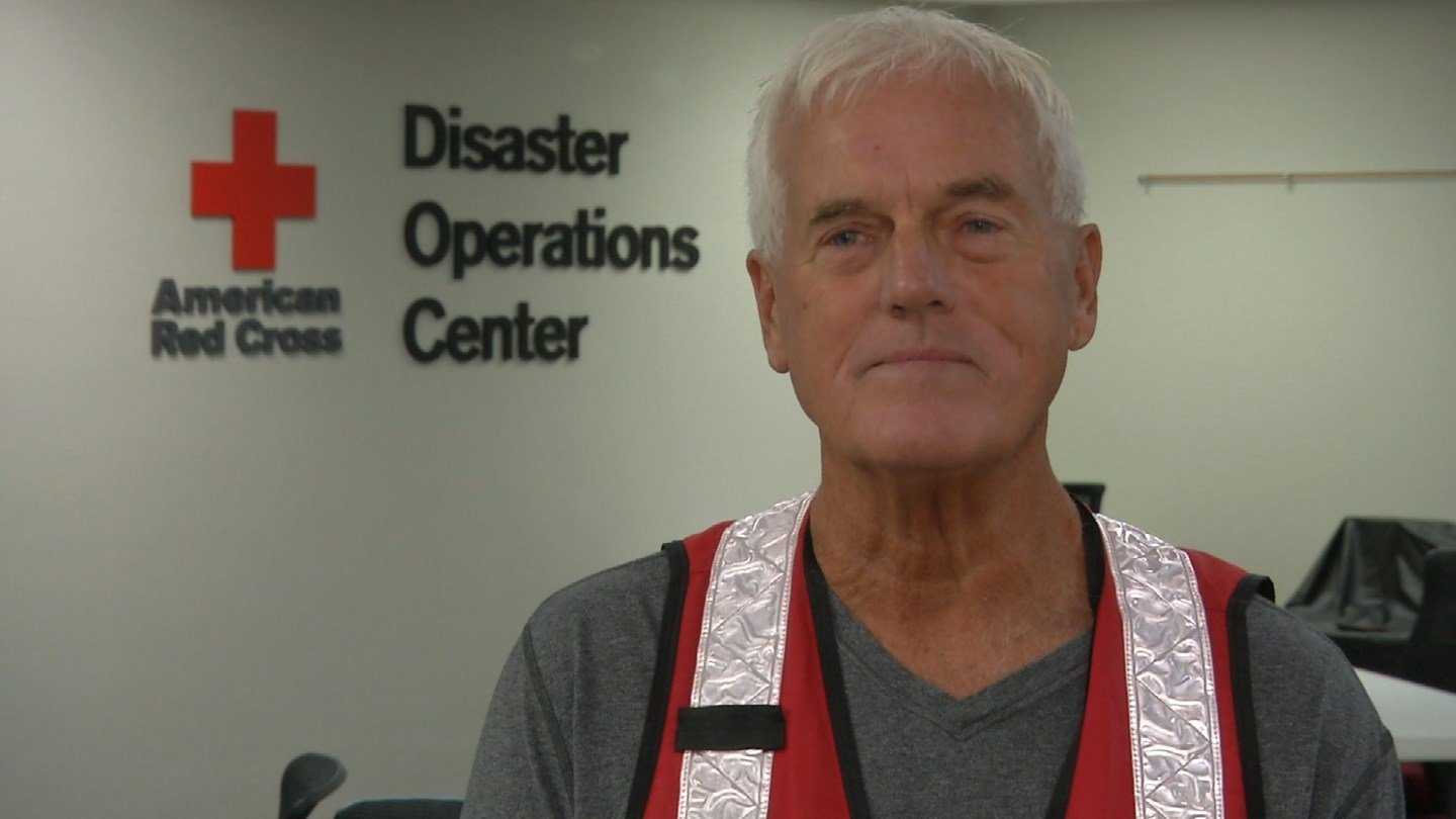 Mike Oyler is back in the metro after three weeks in the US Virgin Islands. The former FBI agent says his 32 years in law enforcement didn't prepare him for the devastation he saw. (KCTV5)