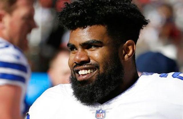 The verdict means the NFL can now enforce Elliott's originally mandated six game suspension. (AP)