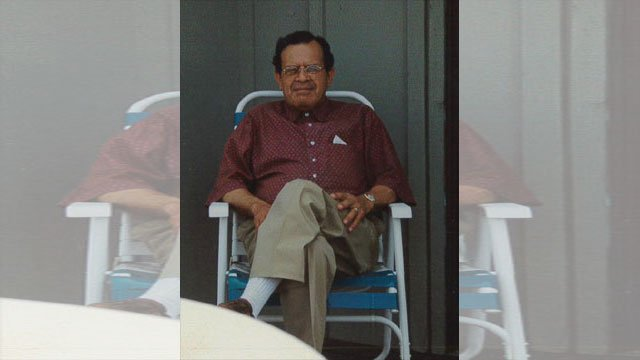 Police say Alonzo, 67, was last seen leaving his home for his morning walk on Sept. 25, 2000. (Blue Springs police)