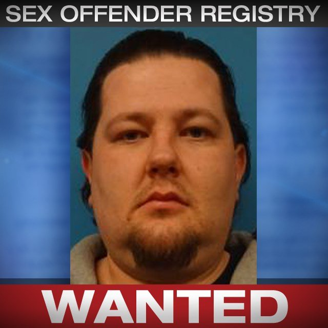 Joshua Garnett is wanted on a Missouri conditional release violation warrant for sex offender registration violation. (CrimeStoppers)