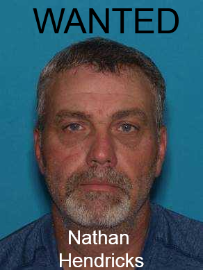 Nathan Hendricks,46, is one of three men charged with second-degree murder, armed criminal action and first-degree burglary in the death of 72-year-old William Domann. (Independence Police Department)