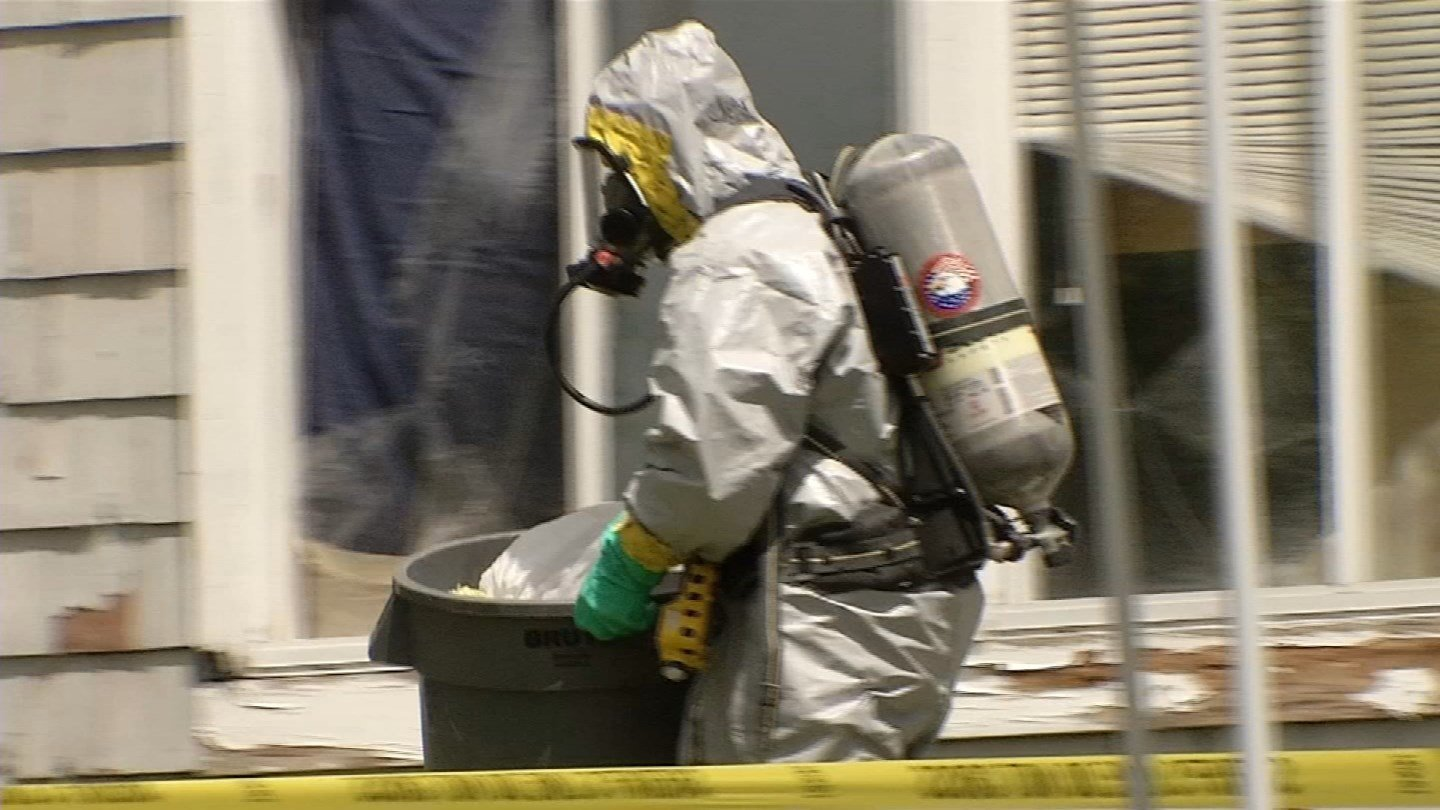 Methamphetamine, the drug that was rampant across the country and the Kansas City area not too long ago may have died down, but the houses used as meth labs are still around. You may not know you're living in one. (KCTV5)