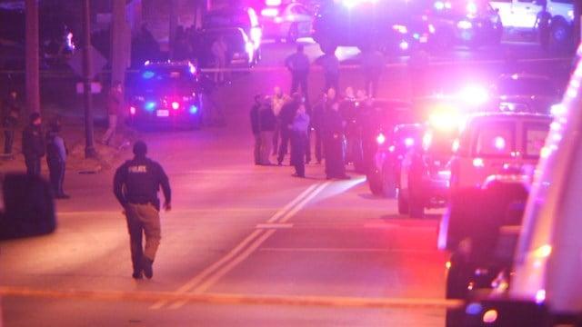 Police investigate officer-involved shooting in Kansas