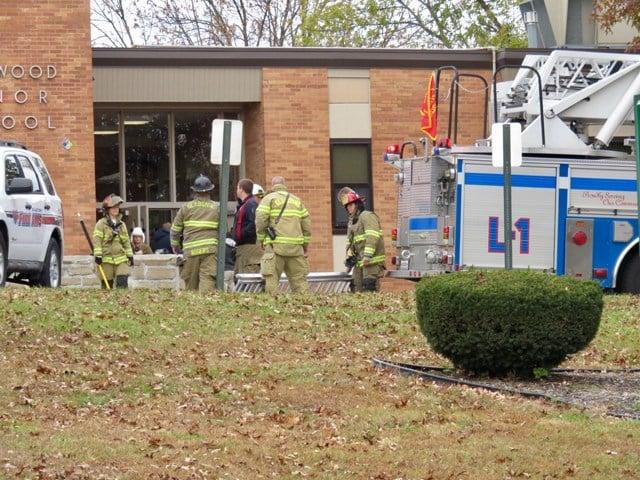 Gladstone Public Safety says smoke was found but no fire. (KCTV5)