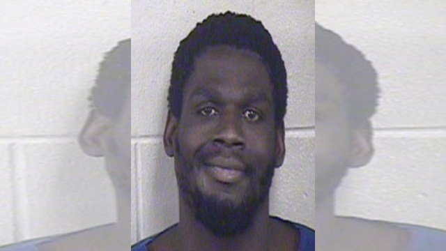 Joseph Parker, 36, has been charged with second-degree murder and armed criminal action. (Jackson County Jail)