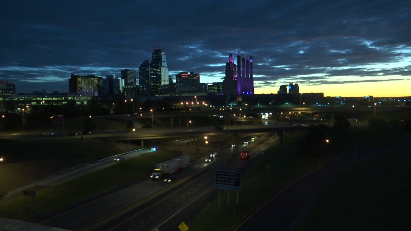 Downtown Kansas City is booming once again. (KCTV5)