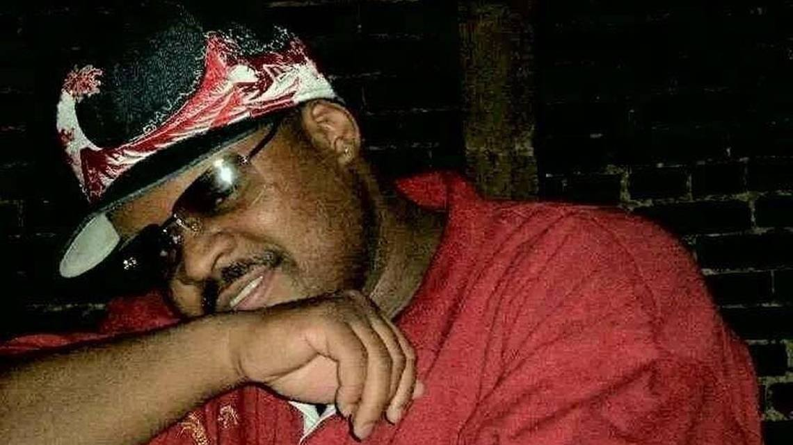It was just after midnight Sunday when Jomond Williams left the Wendy's on U.S. Highway 40 at Blue Ridge Cutoff. But heonly made it to Manchester Trafficway before he was shot several times. (Submitted)