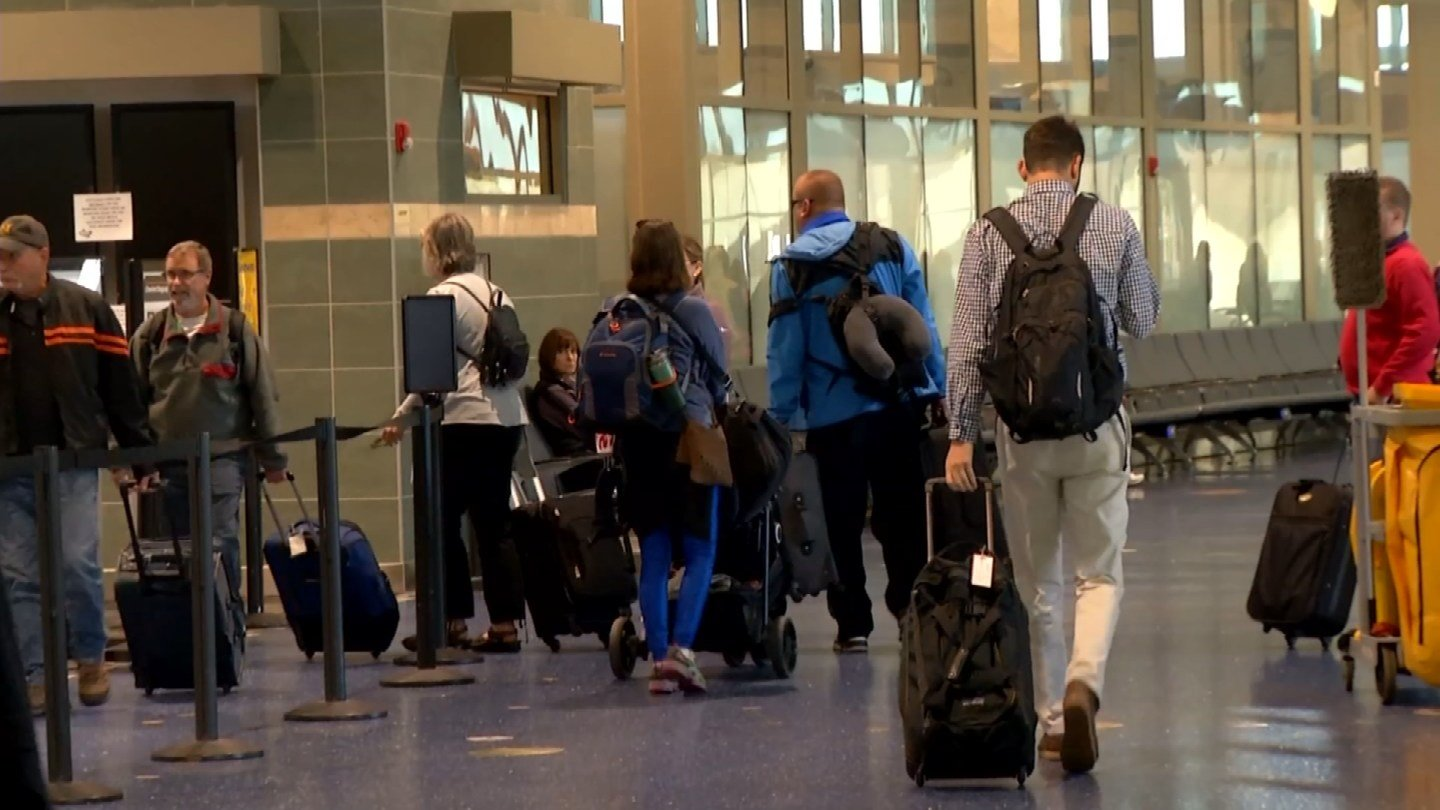 Construction is slated to begin in fall of 2018 on a new single terminal airport at the Kansas City International Airport. (KCTV5)