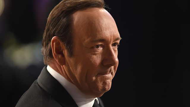 "Kevin Spacey is getting cut out of Ridley Scott's finished film ""All the Money in the World"" and replaced by Christopher Plummer just over one month before it's supposed to hit theaters. (AP)"