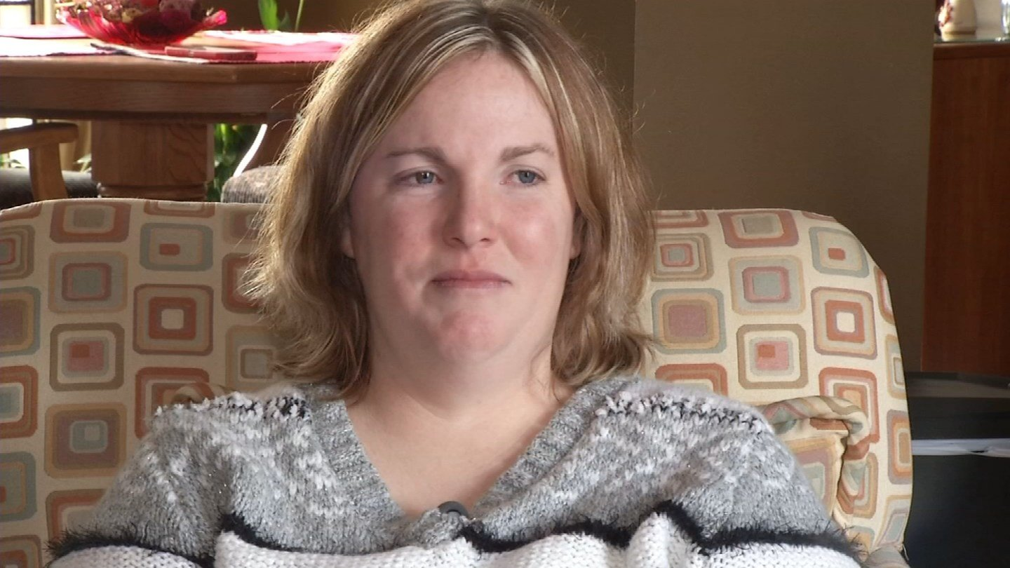 Megan Miller is a woman with a mental disability who is blacklisted by the state of Kansas following a botched Kansas Department for Children and Families investigation. (KCTV5)