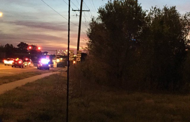 It happened at about 4:45 a.m. on southbound 69 Highway north of 151st Street. (KCTV5)