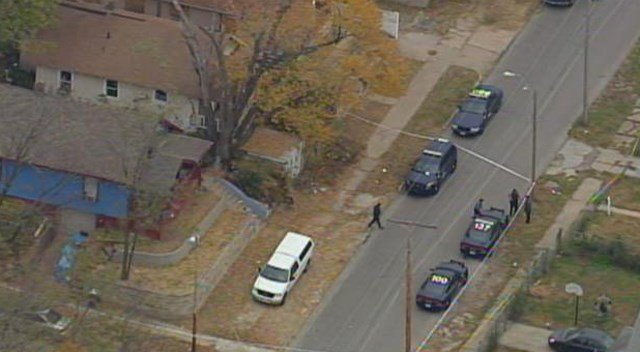 It happened after 10a.m. near 17th Street and Chelsea Avenue. (KCTV5)