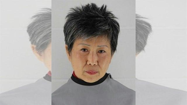So Wun Pak's mugshot. (Johnson County District Court)