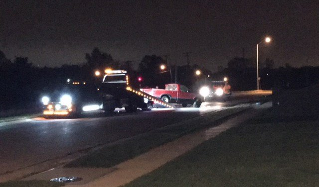 Police are now trying to figure out if the driver was intoxicated and what caused them to crash. (KCTV5)