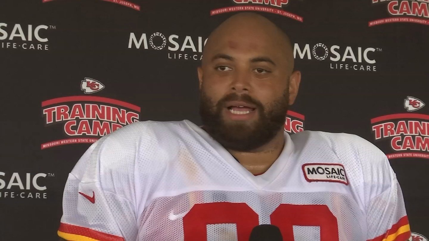 The Chiefs waived defensive tackle Roy Miller on Monday, two days after he was arrested in Florida and accused of assaulting his wife during an argument at their home. (KCTV5)