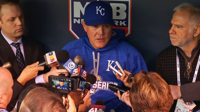 Royals manager Ned Yost says he's lucky to be alive ...