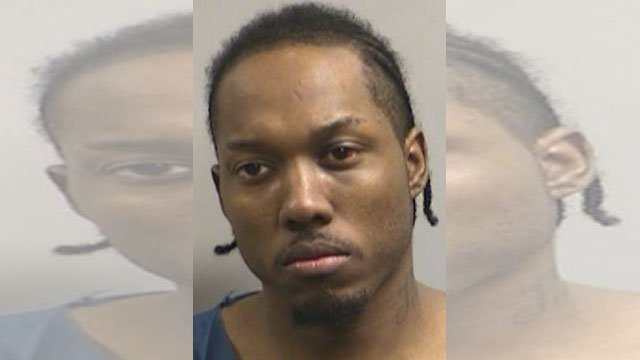 Jerome Roberson, 31, was charged Monday with two counts of second-degree murder and armed criminal action. (KCPD)