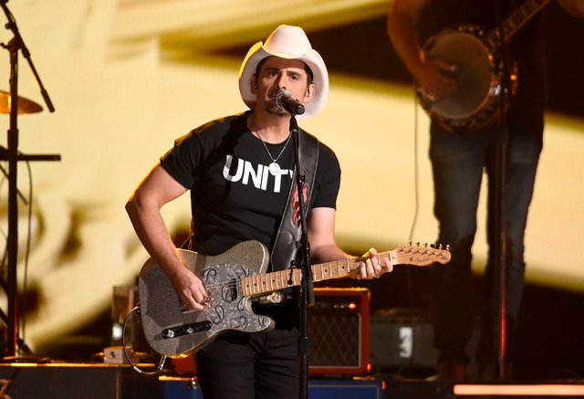 Special guests Dustin Lynch, Chase Bryant and Lindsay Ell will join Paisley during thestop. (AP)