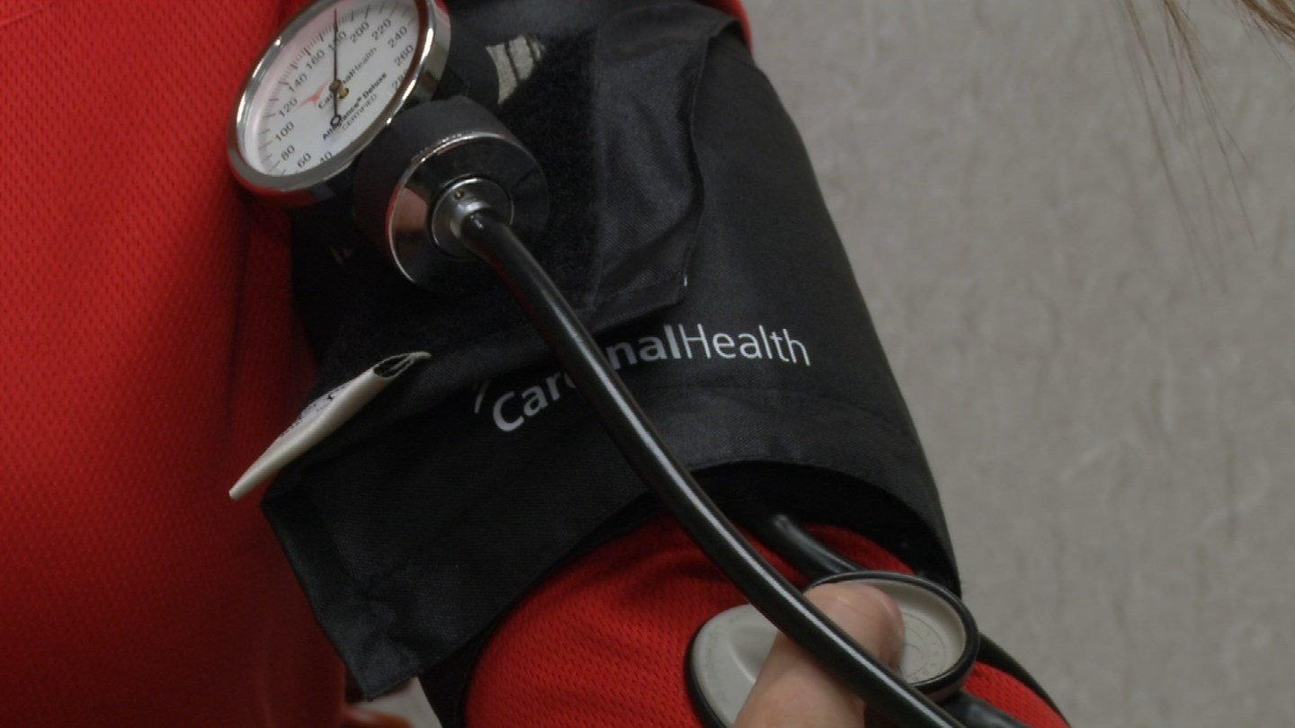 The American College of Cardiology and the American Heart Association have lowered the definition of high blood pressure, resulting in hypertension diagnoses for 46 percent of adult Americans. (KCTV5)