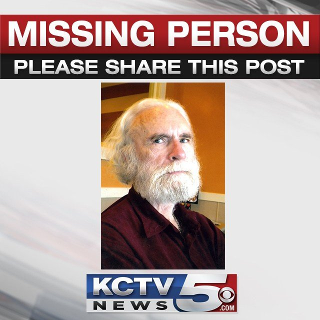 Bruce H. Hahn, 74, was last seen Wednesday in Leawood. (Lee's Summit Police Department)