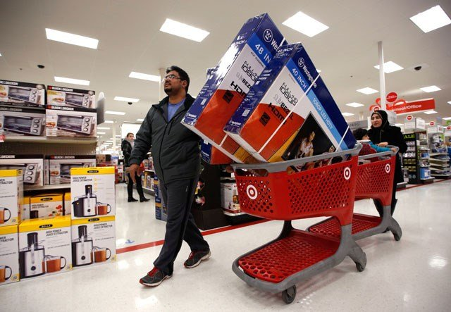 Love it or hate it, Black Friday is arriving earlier than ever. (AP)