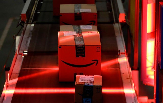 Cybersecurity researchers are raising concerns about Amazon's new service that lets drivers deliver packages inside your home. (AP)
