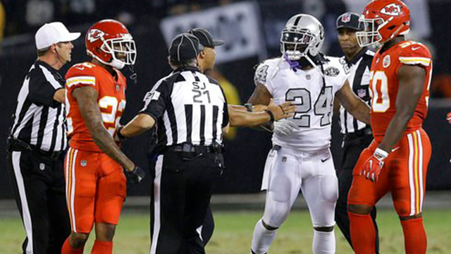 Donald Trump Wants the National Football League to Suspend Marshawn Lynch