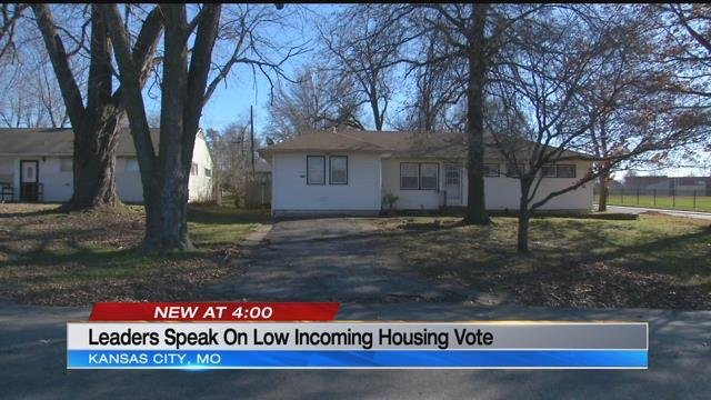 Missouri Gov. Eric Greitens and a state commission have voted against low-income housing tax credits. (KCTV5)