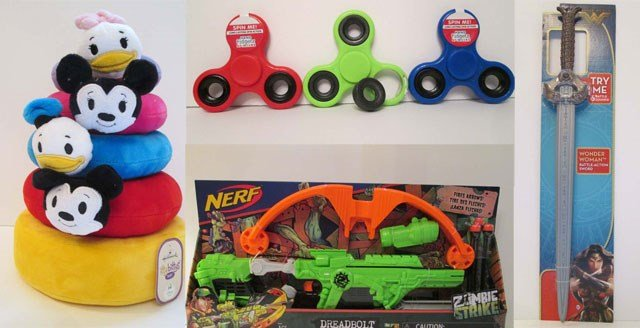 'Dangerous' toys to look out for this holiday season