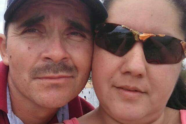 Police say Nelson Guzman-Cuellar, 40, and his wife Norma Erazo, both of Kansas City, KS, were killed in the crash. (GoFundMe)