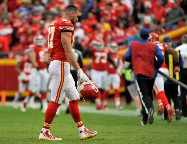 Chiefs' Reid gives Smith vote of confidence