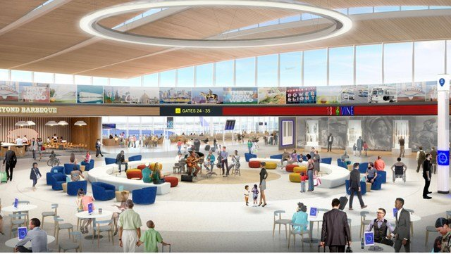 Kansas City is getting a jump start on the new airport's design and they want to know what passengers value before taking flight. (Edgemoor)