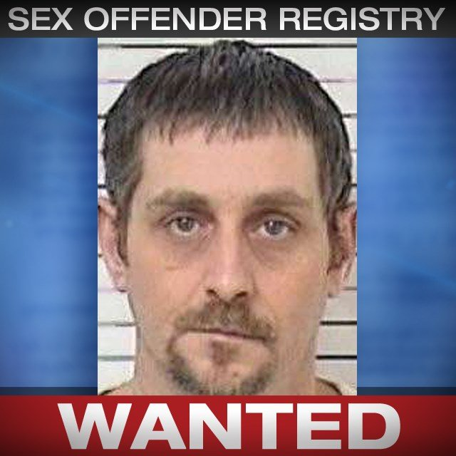 Jeffrey Spicer is wanted on a Missouri parole violation for sex offender registration violation. (CrimeStoppers)