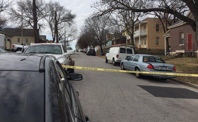 It happened before 10:35 a.m. in the 700 block of Pacific Avenue. (KCTV5)