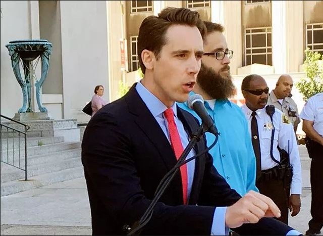 Attorney General Josh Hawley on Wednesday praised the decision by U.S. Magistrate Judge Patricia Cohen. (AP)