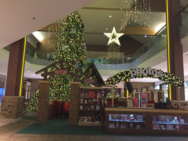 Santa Cares will be hosted between 9 a.m. and 11 a.m. on Sunday, which gives kids the opportunity to come in before the mall opens. (KCTV5)