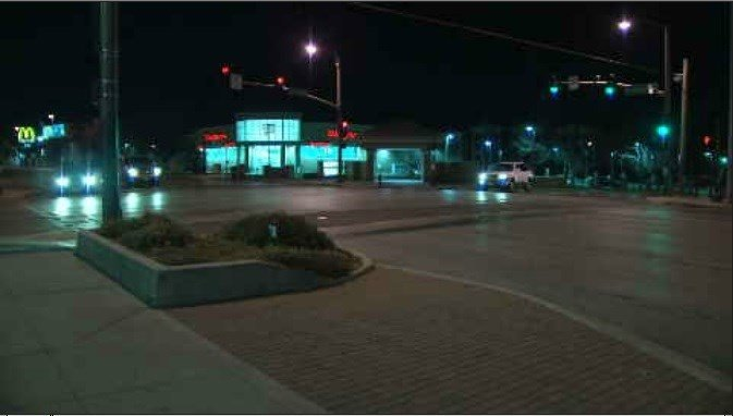 A pedestrian was critically injured in a hit-and-run in Kansas City, according to police. (KCTV5)