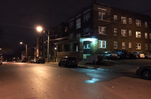 It happened about 11 p.m. Sunday in the 100 block of East40th Street. (KCTV5)