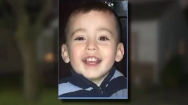 Wichita police Lt. Jeff Gilmore told reporters that the body found Saturday in the rental home is likely that of 3-year-old Evan Brewer, though authorities are awaiting DNA results for final confirmation. (Source: KWCH via CNN)