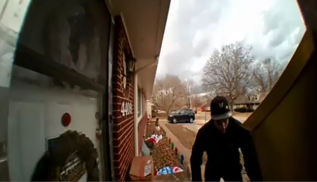 Thieves are busy this holiday season. Already this year, people are saying packages have been stolen right from their doorsteps. (Submitted)