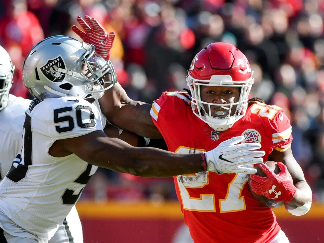 The Kansas City Chiefs come into week 14 in franticly searching forvictory, something that has eluded them in six of their last seven games. (AP)