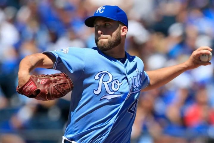 Royals pitcher Danny Duffy has pleaded guilty to driving under the influence in Overland Park and has been placed on a year's probation. (AP File Photo)