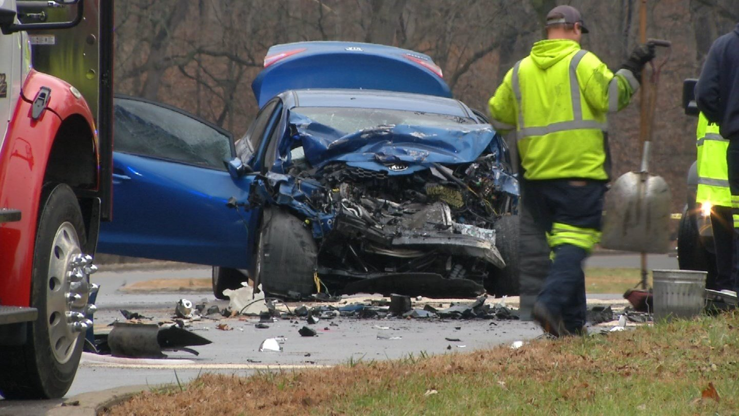 Kansas City has seen roughly a 50 percent increase in fatal crashes since last year. (KCTV5)