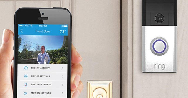 Reports say nearly 20-percent of people plan to purchase some type of doorbell camera. (CBS)
