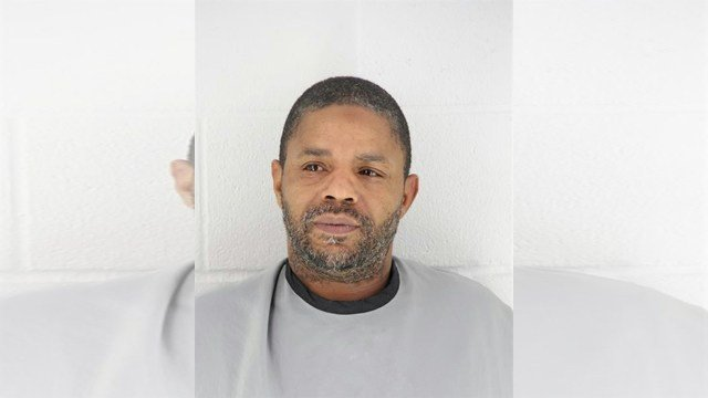Landunn Richardson, 46, is charged with felony second-degree murder, misdemeanor probation violation and driving with a suspended license. (Johnson County)
